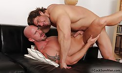 Zeb Atlas and Mitch Vaughn