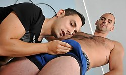 Girth Brooks and Daniel Leon