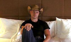 Bruce The Cowboy Marine