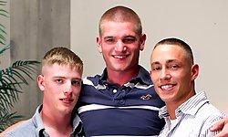 Boyd, Diego and Evan