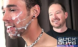 Big Cum Facial for Kilo