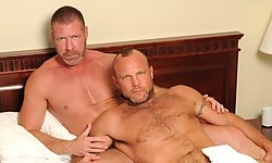 Lee Denim and Chad Brock