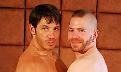 Joey Milano and Butch Bloom