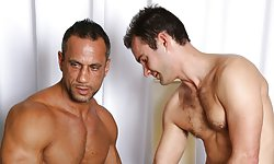 Lorrenzo Long and Cameron Kincade