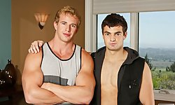 Scotty Dean and Cameron Foster