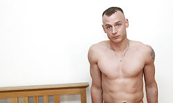 Wanking With Hung Uncut Dean Peters