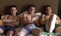 Brock, Bryce and Nick