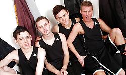 Four Brit Boys