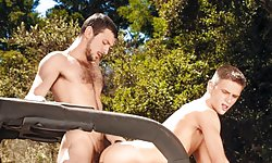 Jackson Taylor and Jason Stark