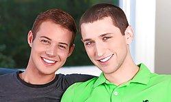 Chase Harding and Chase Erickson