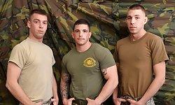 Sergeant Slate's Triple Trouble