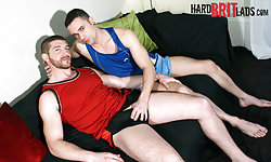 Jeff Stronger and Chase Reynolds