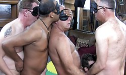Blindfold Orgy