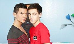 Austin Tyler and Conner Bradley