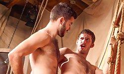 Jimmy Fanz and Josh Long